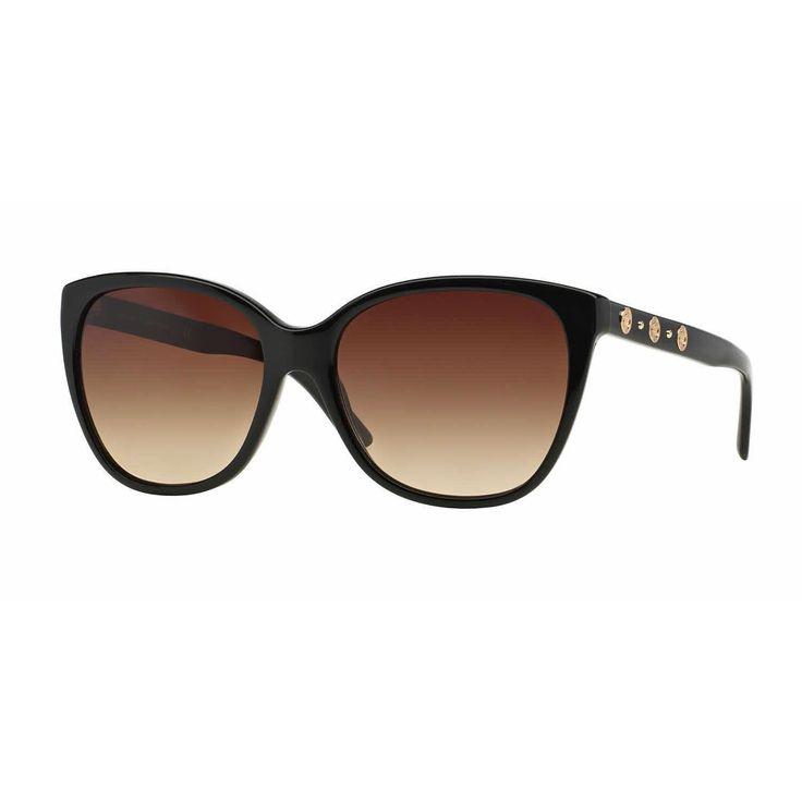 Versace Women VE4281 GB1/13 Square Sunglasses