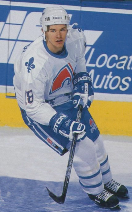 Adam Deadmarsh | Quebec Nordiques