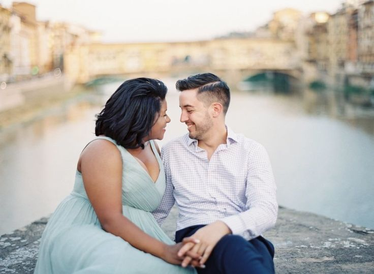 Photography: Vicki Grafton Photography - http://vickigraftonphotography.com   Read More on SMP: http://www.stylemepretty.com/2016/01/18/intimate-tuscan-wedding-florence-engagement/