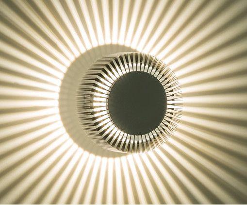 LED Gartenwandleuchte Monza