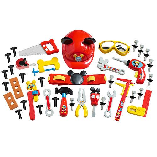 """Mickey Mouse Clubhouse - Mickey's Mousekadoer Tool Set -  Just Play - Toys""""R""""Us"""
