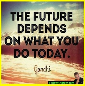 Imagine yourself in your future reality, What would it feel like if you had already achieved your goal? FOCUS ON THAT.