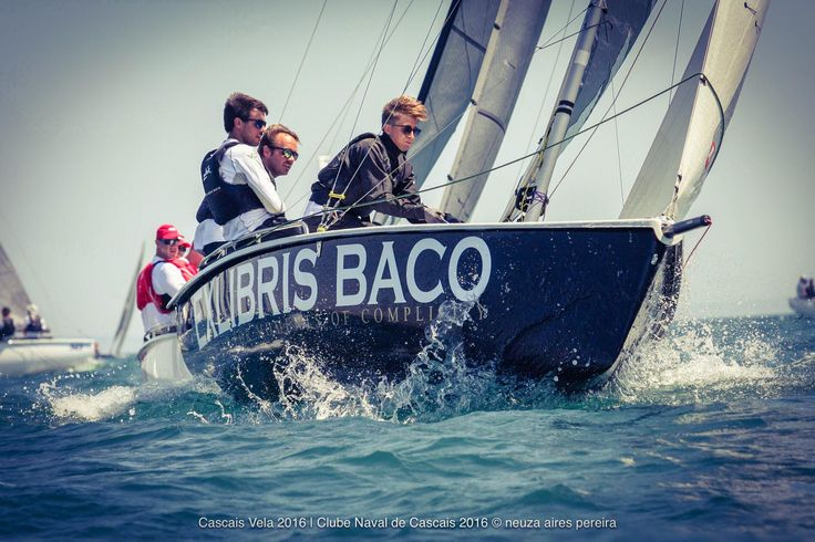 EXLIBRIS BACO   Sailing Team