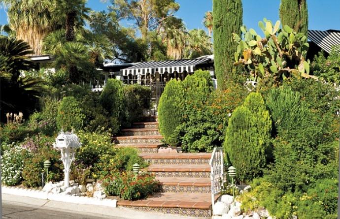 Marilyn monroe 39 s home in 1960 in las palmas area of ps for Marilyn monroe palm springs home