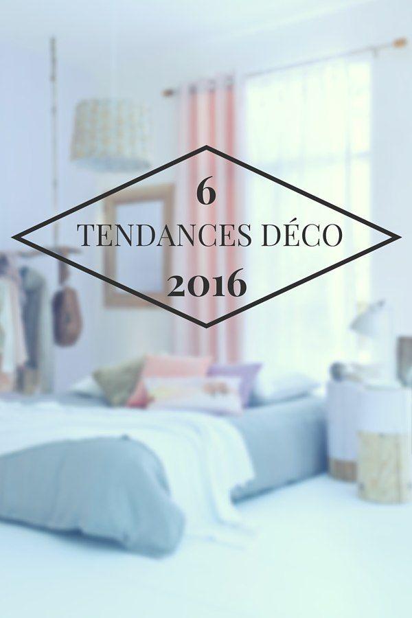 6 Tendances Déco à Découvrir pour 2016  http://www.homelisty.com/tendances-deco-2016/