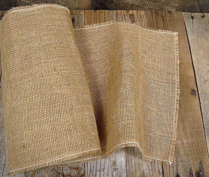 Burlap table runner 120in sowal stitchery pinterest for Save on crafts burlap