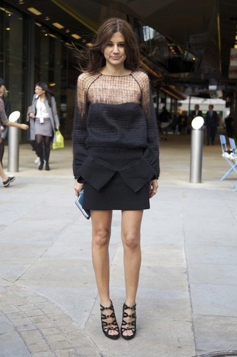 Little black dressSpots, Fashion, Vogue Australia, Style Inspiration, Street Style, Christine Centenera, Little Black Dresses, Street Chic