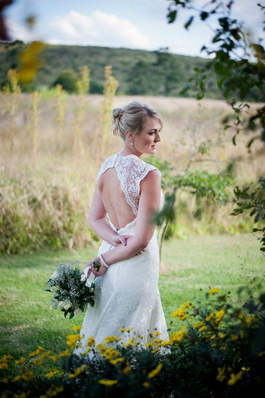 Beautiful Dress back Photos by Derryn Semple Photography