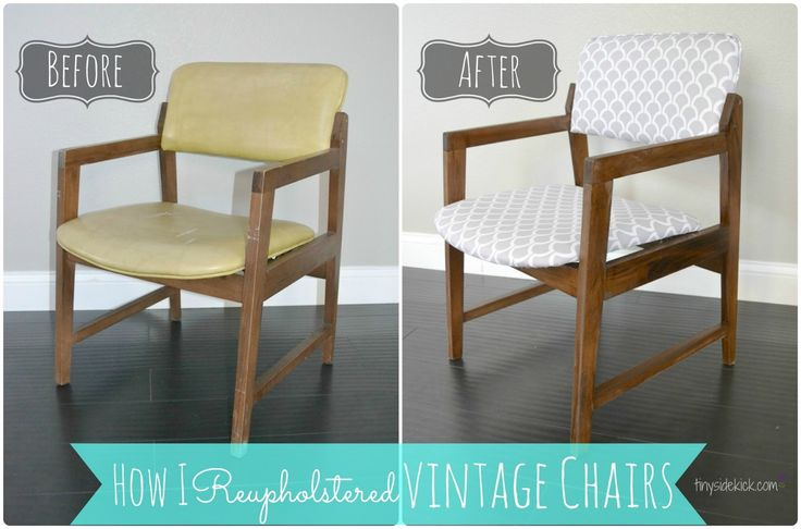 1000 Ideas About Dining Chair Redo On Pinterest Fabric
