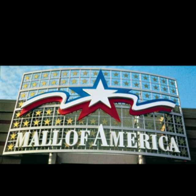 Shopping spree at the Mall of America