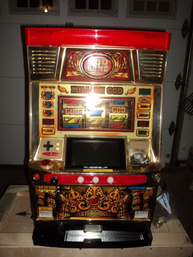 slot machine manual