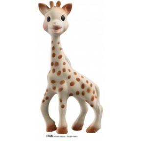 Wie kent deze Giraf niet.... Het favorite speeltje van de meeste kindjes waar ze ook nog een zintuigen mee ontwikkelen.