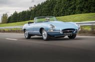 Classic Jaguar E-Type goes electric The Concept Zero is identical to the classic original except it uses a 295bhp electric motor  An electric Jaguar E-Type called Concept Zero has been unveiled by Jaguar Land Rover Classic the companys fast-growing heritage division.  The Concept Zero is identical to the classic original except that its conventional XK engine has been replaced by a 295bhp electric motor and a battery big enough to give a 170-mile real-world range.  The new model aptly dubbed…