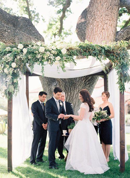Boda civil - Cuando sólo te casarás por el civil | El Blog de una Novia | #boda #civil
