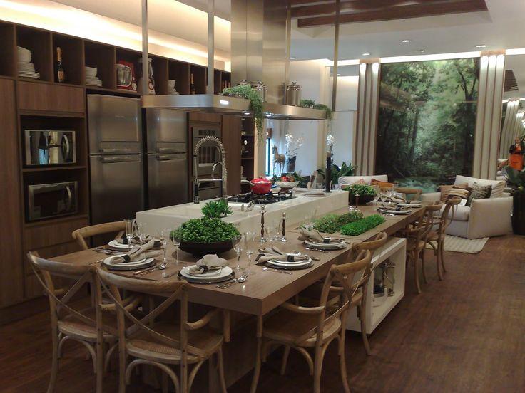 casa cor cozinhas 2012 - Pesquisa Google