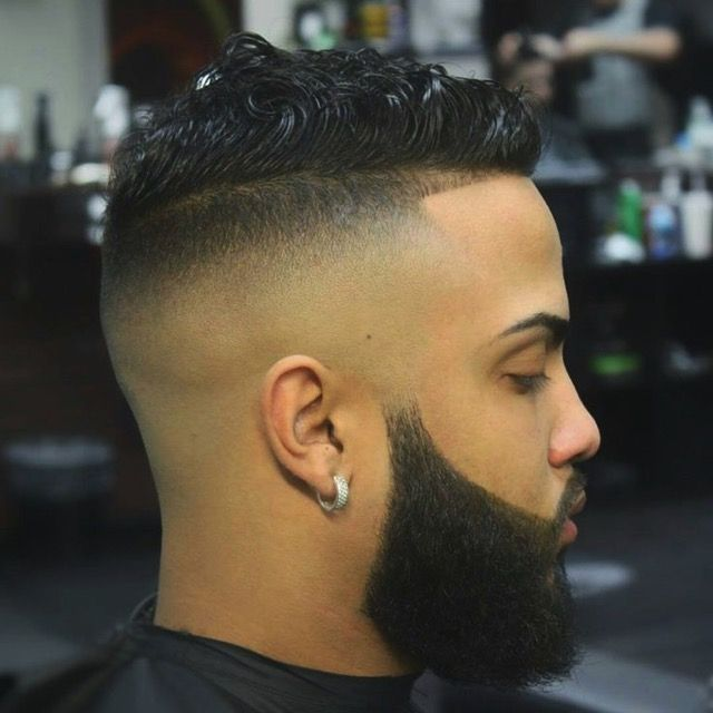 mens hair styles with beard 39 best bald fade haircuts images on s 4240