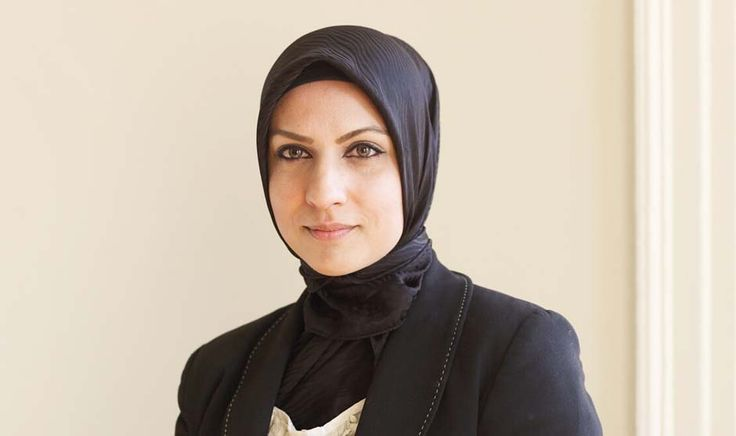 Raffia Arshad. Read the interview with the family barrister at Mosaic #muslimwomen #barrister #UK