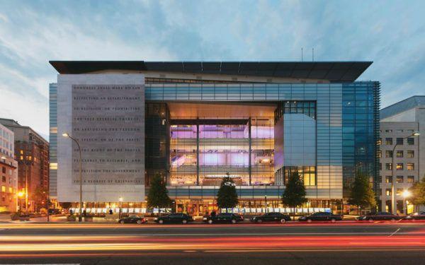 Newseum / Freedom Forum Foundation World Headquarters   Ennead Architects - Arch2O.com