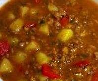 Rezept Eintopf à la Bauerntopf von danischilli - Rezept der Kategorie Hauptgerichte mit Fleisch