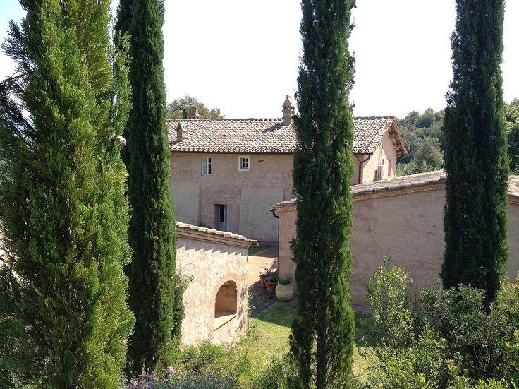 Lavacchio - Poggio alle Mura - Siena http://www.salogivillas.com/en/villa/lavacchio-22EF