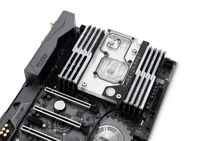 Ek Is Releasing A New Monoblock For X399 Based Asrock