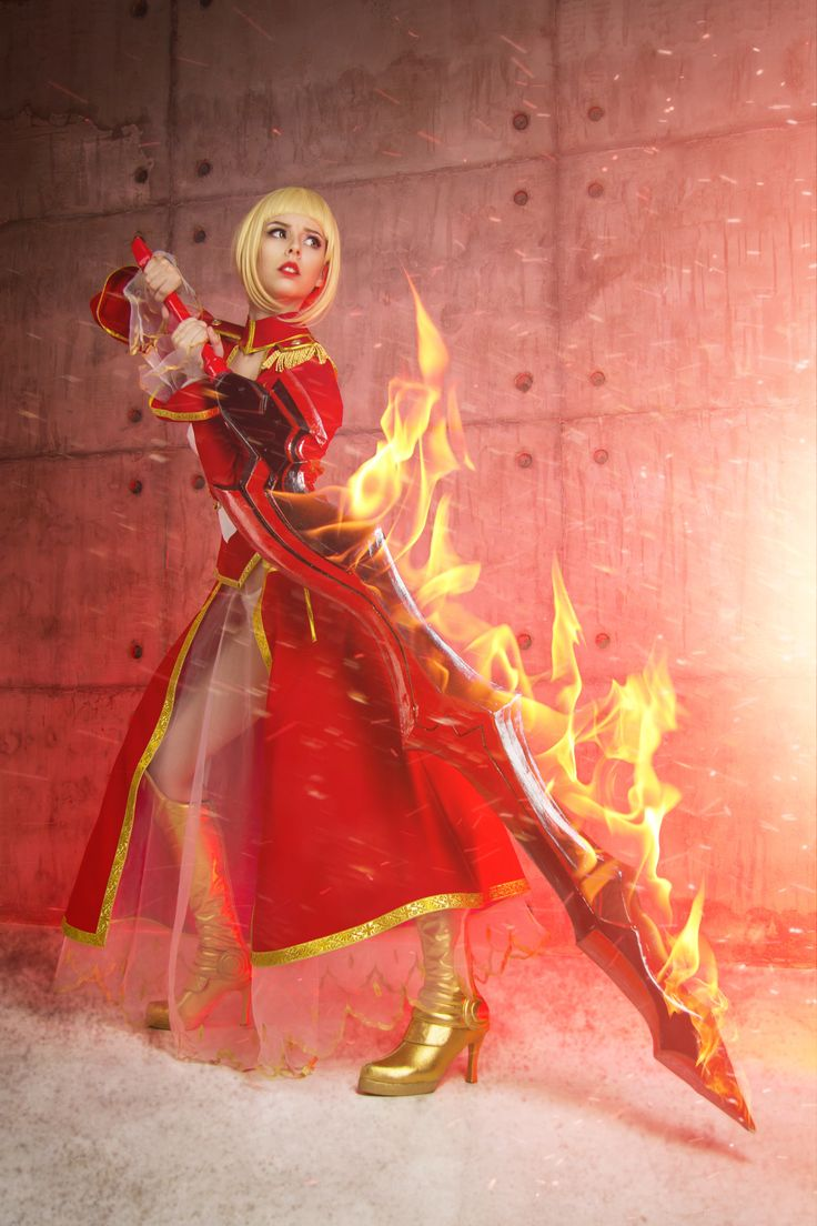 Coser/Model: Disharmonica (Helly von Valentine) |  Gallery: Cosplay Saber Nero |  Photography by Dzikan |  Cosplay: Fate/Extra CCC |  Original: Fate/Stay Night |  Class/Character: Saber Nero Claudius Caesar Augustus Germanicus |  FateStayNight FateExtra FateExtraCCC Fantasy Costume |  #Disharmonica #Cosplay #Saber #FateStayNight #FateExtra #FateExtraCCC #Fantasy #Costume #Sexy |  Pin by @settimamas