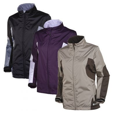 customize your golfing rain gear to the changing weather conditions. The Sunice Eva Waterproof Rain Jacket features sleeves that zip off at the shoulder to create a stylish waterproof vest when the weather warms up a bit. As an added bonus, this jacket is also reversible to change up your look on the fly. only $49.99 (that's 58% OFF!) while supplies last.