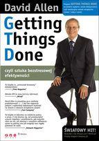 Getting Things Done, czyli sztuka bezstresowej efektywności-Allen David. #GTD Książka, dzięki której nauczysz się sprawnej organizacji i odciążania swojego umysłu od nawału spraw. Wystarczy wdrożyć tę strategię, żeby po krótkim czasie zobaczyć niesamowite efekty. A wszystko w całkowitym spokoju i bez stresu. #cel #efektywnosc Do kupienia na empik.pl - 34,49zł