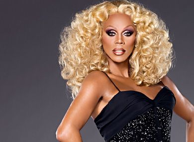 "I LOVE RuPaul!! ""If you can't love yourself how the hell are you going to love anyone else?"""