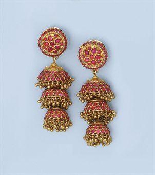 Indian jewelry @ Christie's Amsterdam - Eloge de l'Art par Alain Truong