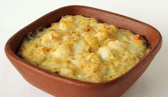 Chupe de Ostiones - Gourmet, el placer de comer bien