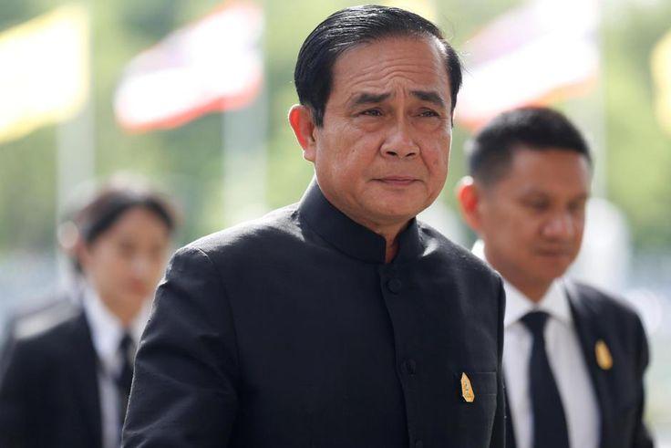 Asie. Pour les beaux yeux de la Chine, la Thaïlande oublie ses lois  Le chef de la junte militaire thaïlandaise, Prayuth Chan-ocha, a utilisé ses pleins pouvoirs pour autoriser des entreprises chinoises à construire une ligne de chemin de fer en Thaïlande. Une entorse à la transparence et à plusieurs lois. #asie