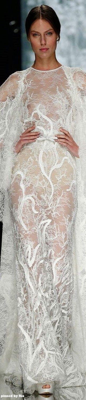 Yolan Cris Bridal Spring 2017 l Ria: