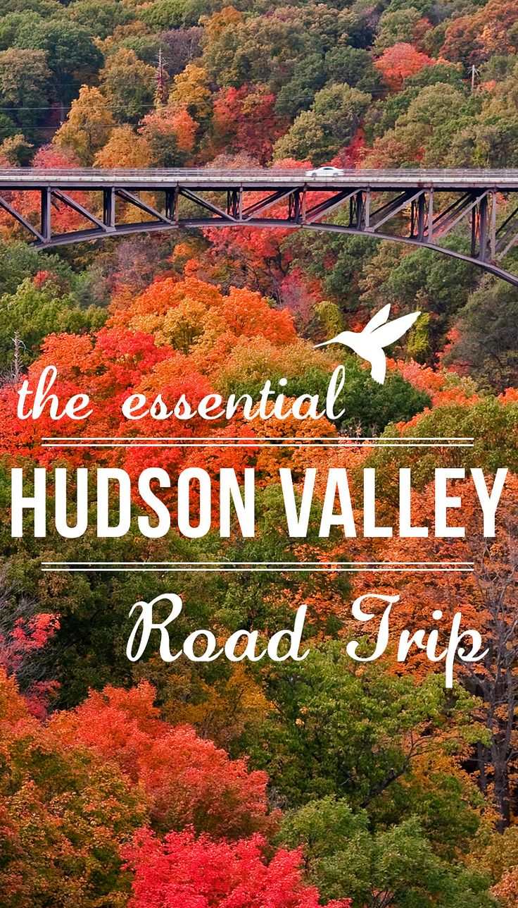 Hudson Valley Road Trip Itinerary | 7 days, 6 nights in New York's beautiful Hudson Valley