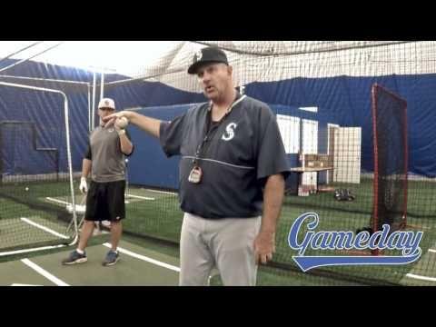 Gameday Baseball - MLB Clinics -  Zone Hitting - YouTube