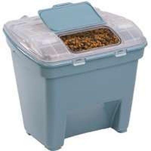 New Bergan 11718 50lb Pet Dog Food Storage Container | eBay