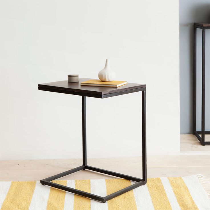 Modern Tables with a Natural Touch by Fabrik