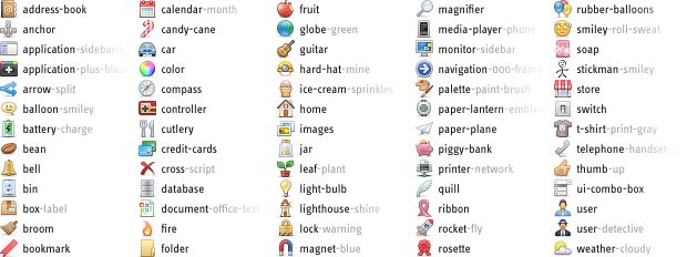 Free stock icons + pixel fonts