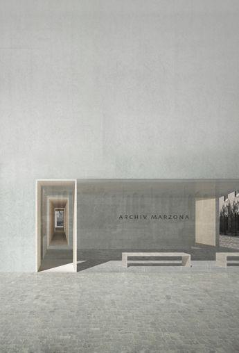 Archive Marzona, Berlin Paula Ott & Daniel Schürer