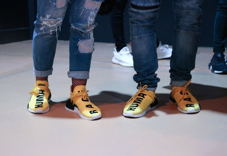 Sneakers women - Adidas Human Race by Pharell