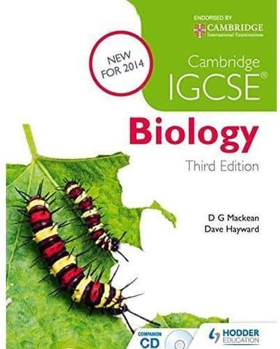 Cambridge IGCSE Biology Textbook PDF Free Download   IGCSE