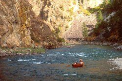 Middle Fork of the Salmon– Idaho fly fishing trip