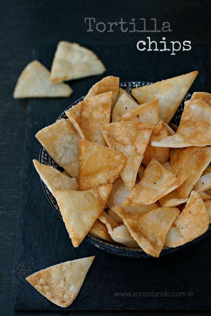 Mexican tortilla chips - Tortilla chips messicane  | From Zonzolando.com