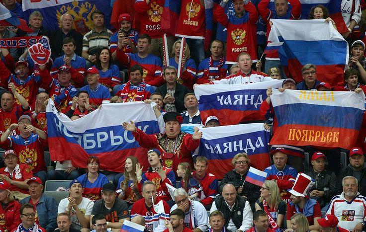 СЕГОДНЯ 6 МАЯ В РОССИИ НАЧИНАЕТСЯ ЧЕМПИОНАТ МИРА ПО ХОККЕЮ 2016