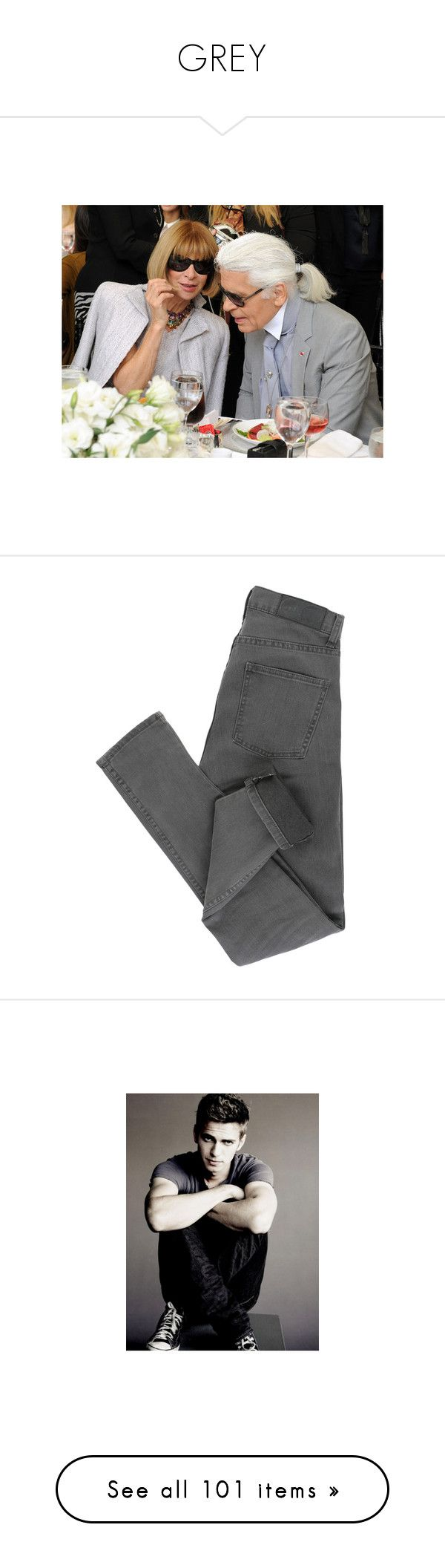 """""""GREY"""" by gucci-makha ❤ liked on Polyvore featuring images, pictures, jeans, pants, bottoms, trousers, cheap monday, cheap monday jeans, gray jeans and grey jeans"""
