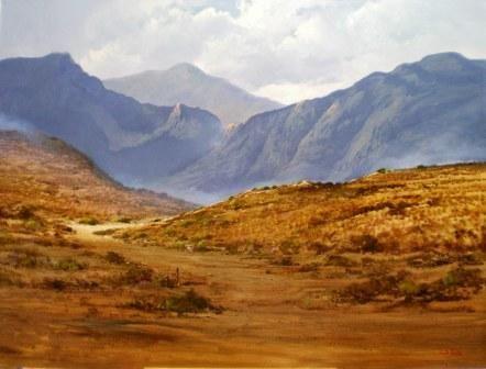 Louis Audie - Karoo Mountains