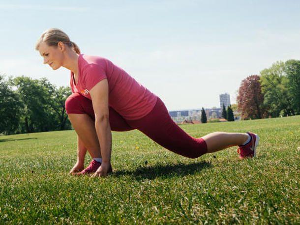 Schnell schöne Beine: Diese Übung macht es möglich