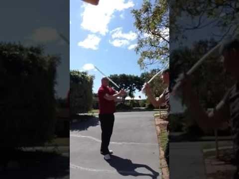 PMMA LED String Blade Impact Test