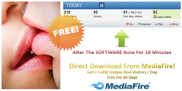 Get Free Traffic Software... IT's Cool
