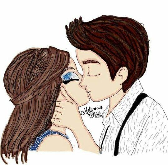 Él mejor beso del mundo!!!